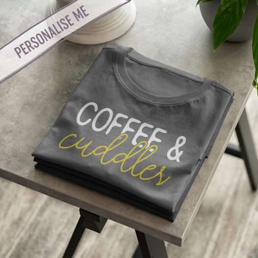 Personalise 2 Favourite Things T-Shirt