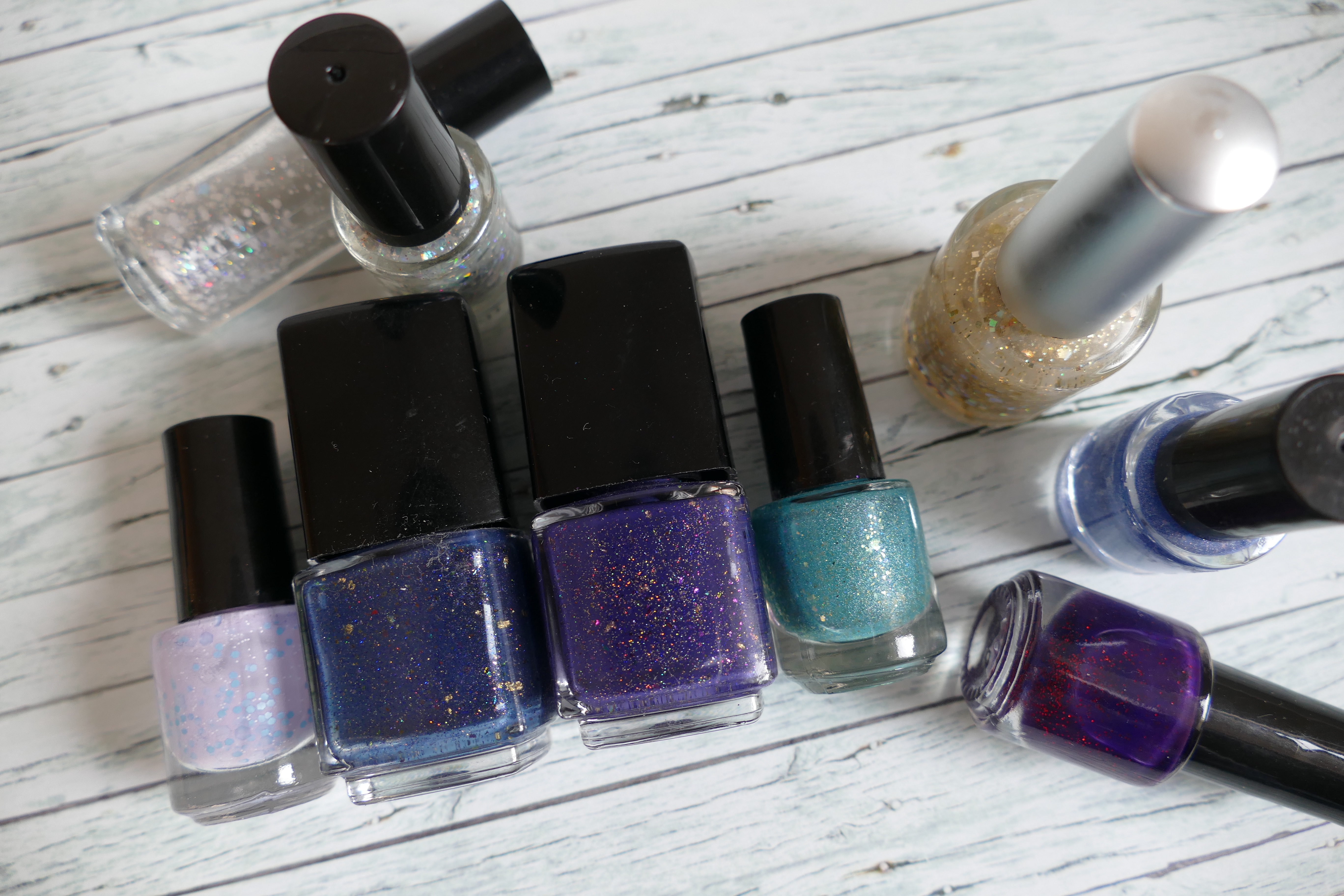 How to make your own nailpolish - twindly beauty blog
