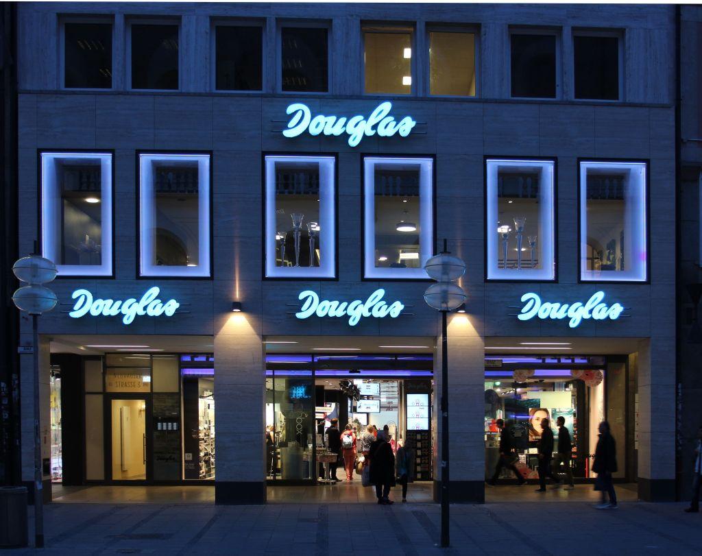 The Douglas in Munich Kaufingerstraße (picture courtesy of Usiem)