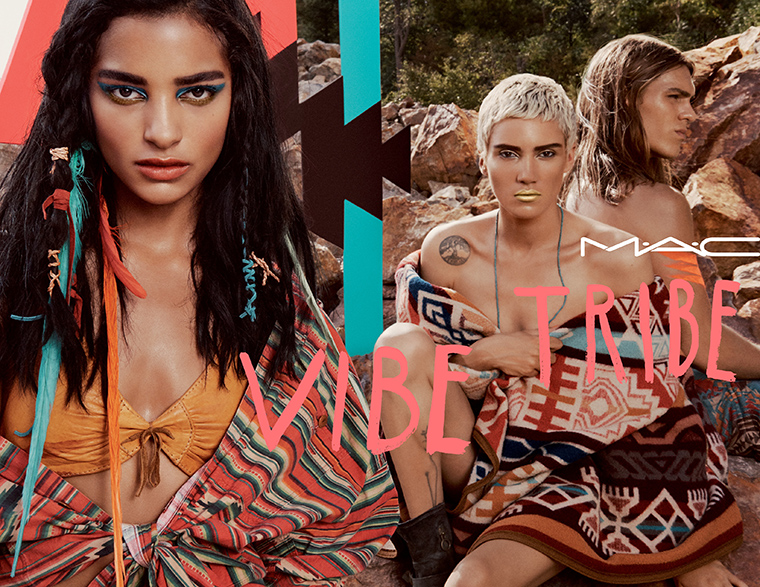 MAC Vibe Tribe Summer collection 2016