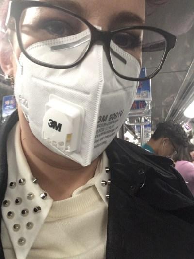 anti-pollution makeup