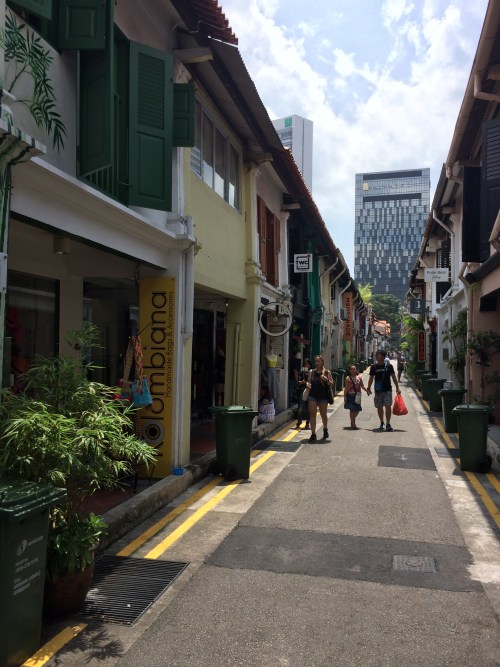 alternative shopping ideas in SIngapore