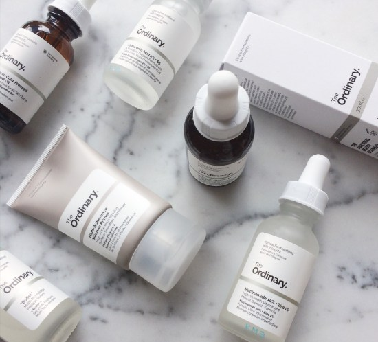 The Ordinary Vitamin C serum and primer review