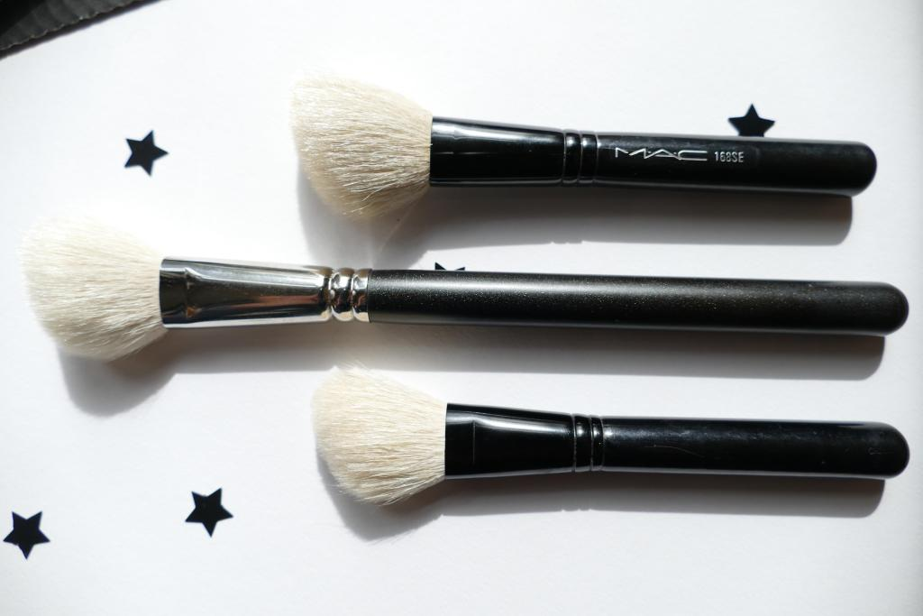MAC 168 brush review