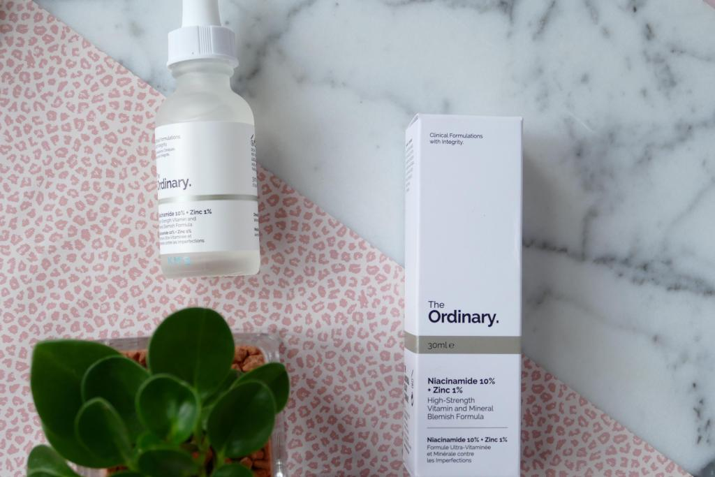 Niacinamide Booster The Ordinary