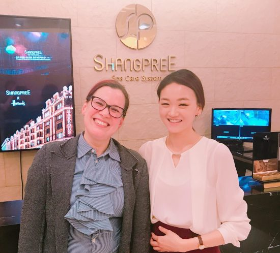 Shanpree Spa Facial experience and review