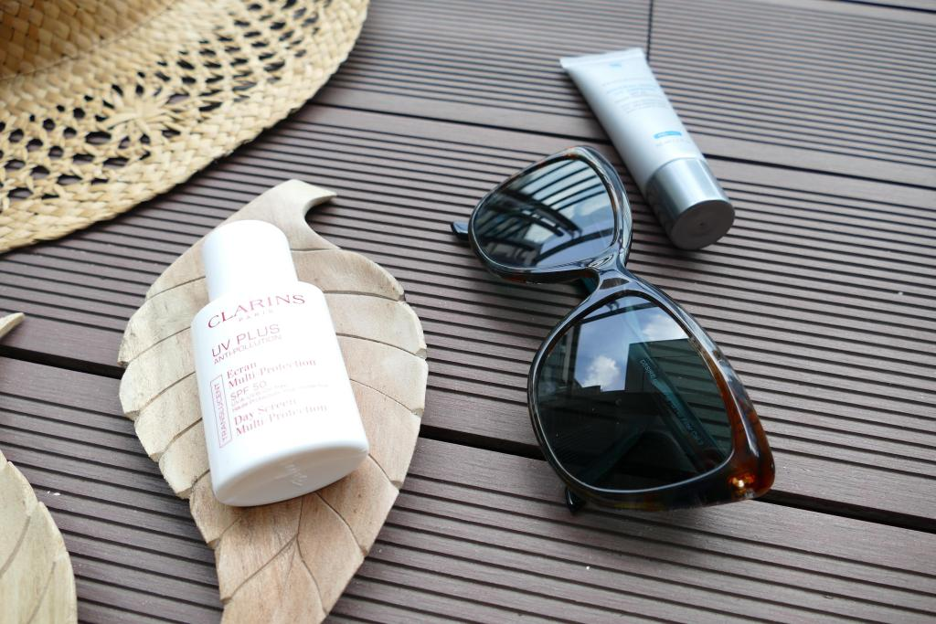 Clarins UV Plus Anti-Pollution SPF 50 Day Screen Multi-Protection review