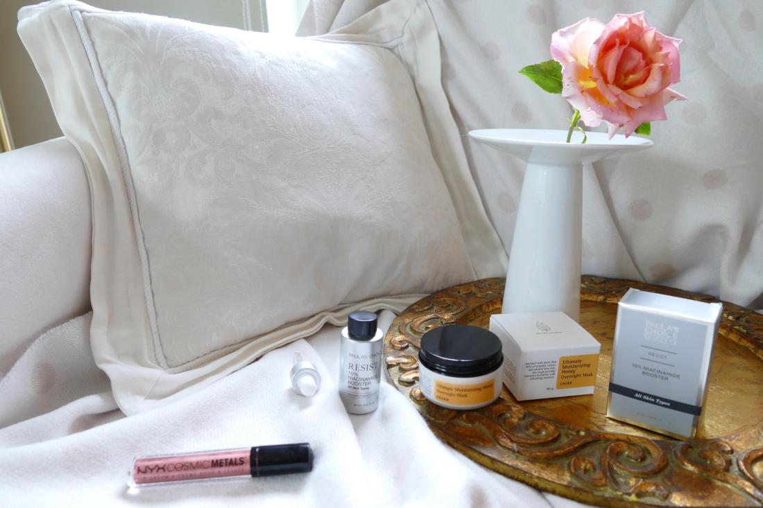 July skincare and makeup favourites