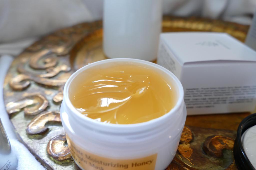 cosrx honey sleeping pack review