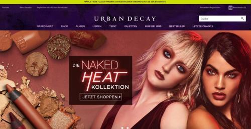 Urban Decay Glamour Shopping Week 2017