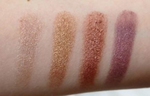Viseart Petit Pro palette swatches and review