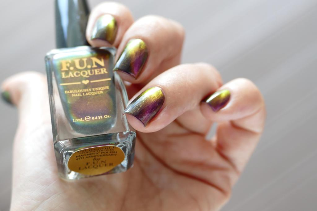 Fun Lacquer Incredible review and swatch