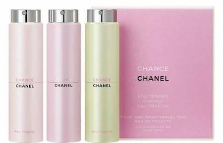 Chanel Twist & Spray Trio (Picture courtesy of Chanel)