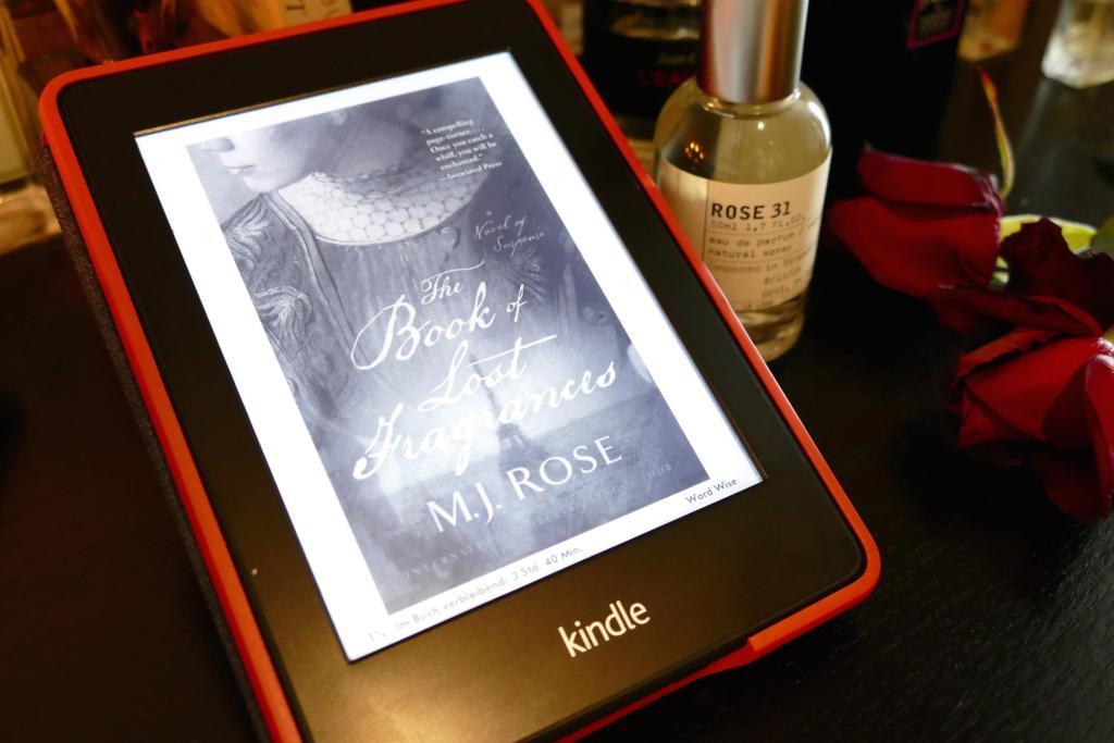good novels about perfume