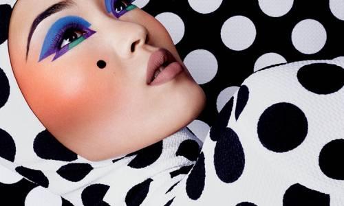 MAC Kabuki Paints look