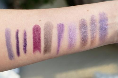 best Pantone Ultra Violet makeup