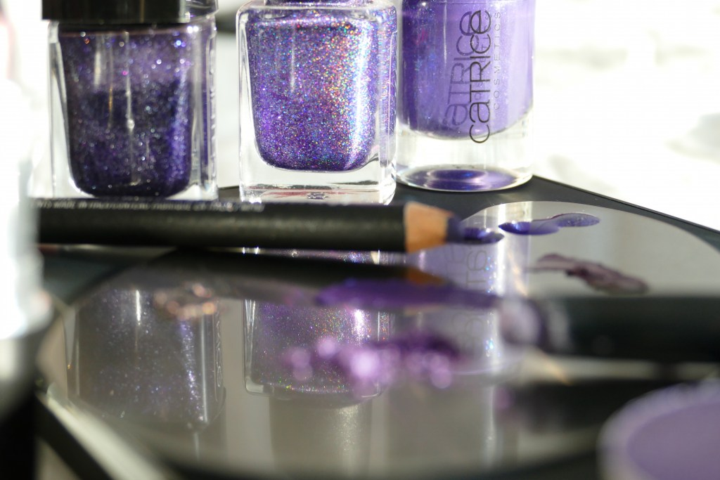 Ultra Violet nailpolishes