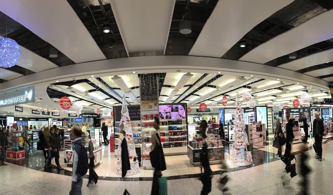 mac shop heathrow terminal 1