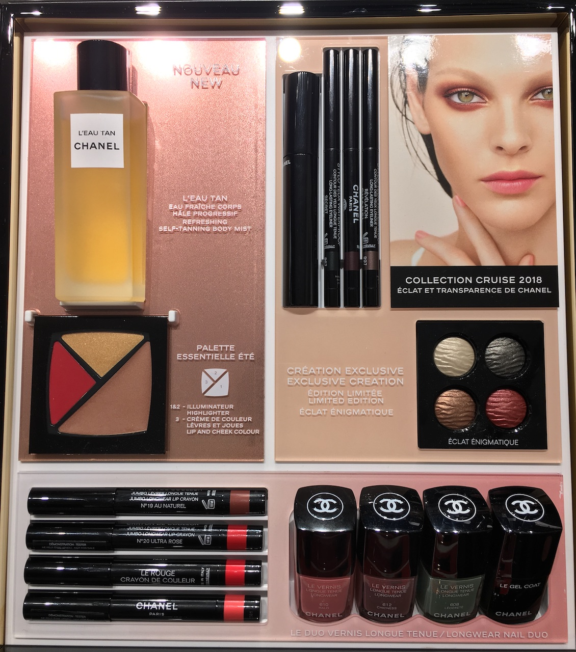 Summer Beauty Addiction: Chanel Beauty Cruise Collection ...