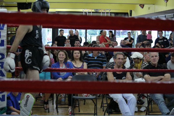 Twin Dragon East Kickboxing - Black Sash Grading 2017