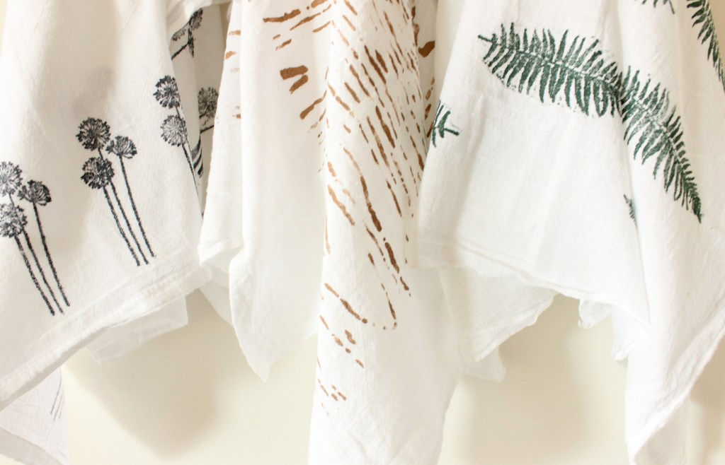 DIY Flour Sack Towels_Twine And Braids