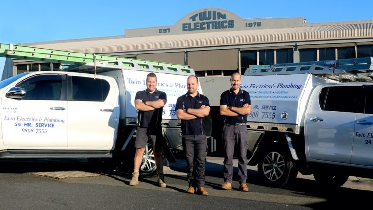 twin electrics and plumbing melbourne