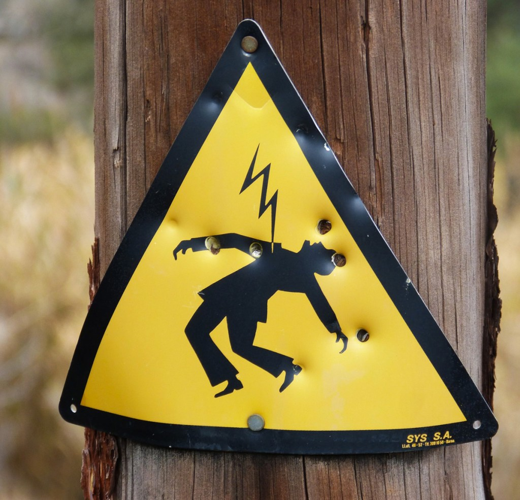 Electrical safety Victoria