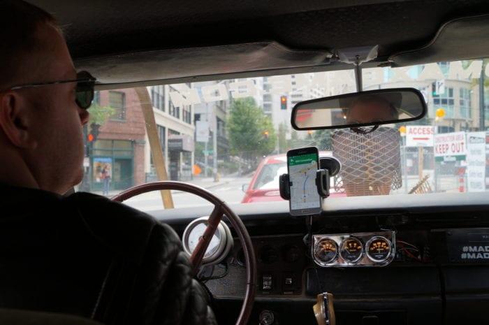 Mad Max Uber