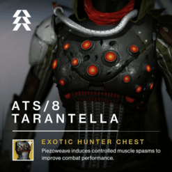 destiny ats/8 tarantella