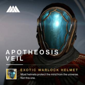 destiny apotheosis veil