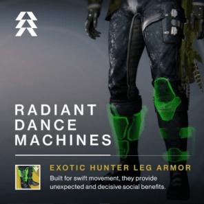 destiny radiant