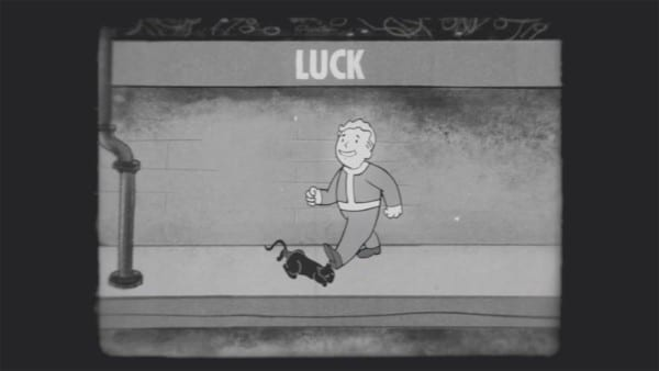 fallout 4 special luck