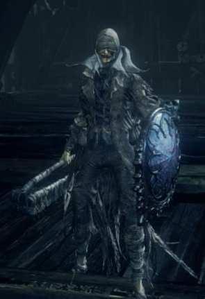 bloodborne harrowed armor