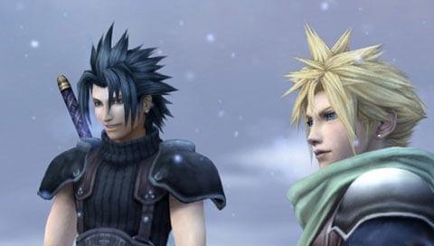 Cloud, Final Fantasy VII, Crisis Core