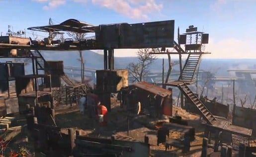 Fallout 4, DLC, Wasteland Workshop