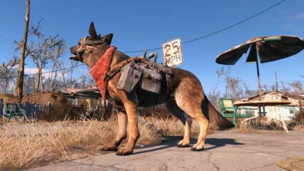 Dogmeat - Police Dog