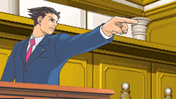 Ace Attorney Series - DS, 3DS, iOS