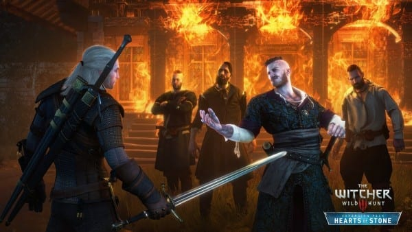 Witcher 3 Hearts of Stone, Blood and Wine