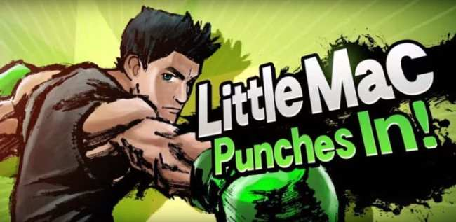 Little Mac (Punch Out) - Boxing