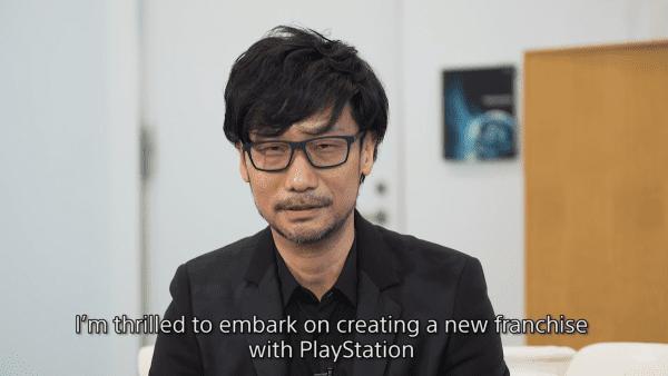 Kojima, PlayStation, Kojima Productions