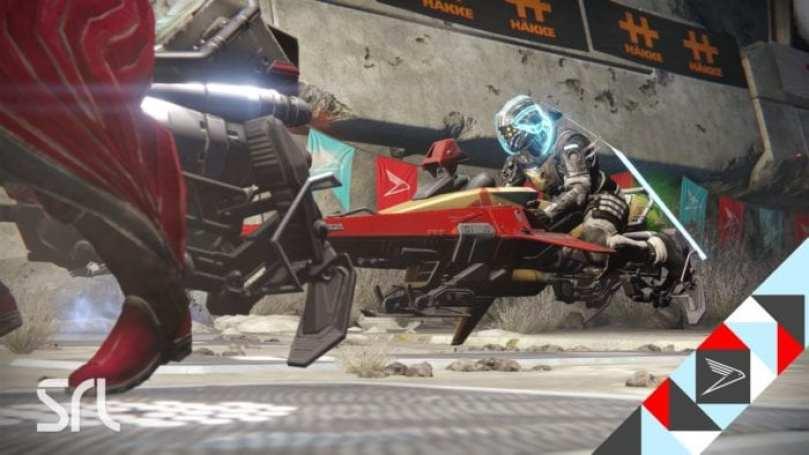 Sparrow Racing, Destiny