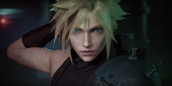 Final Fantasy VII Remake, e3