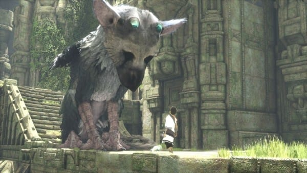 The Last Guardian, PlayStation 4, define, Sony