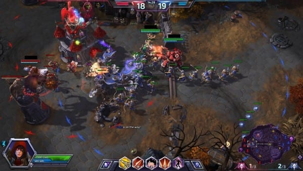 Heroes of the Storm, Blizzard, PC, exclusives, 2015