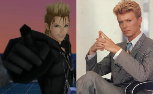 David Bowie is in every video game, Kingdom Hearts II, Demyx