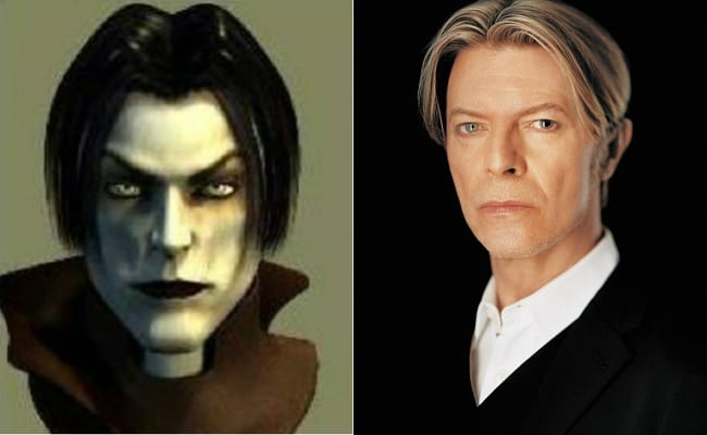 David Bowie is in every video game, Legacy of Kain, Soul Reaver, Raziel