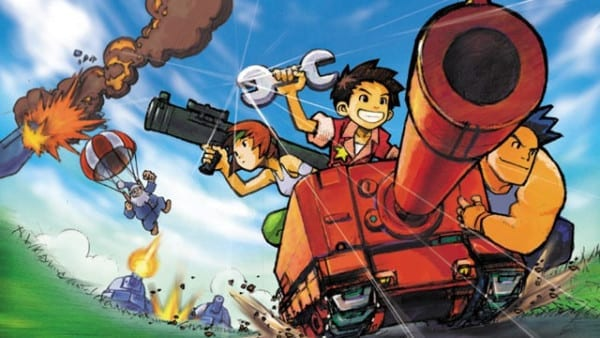 Advance Wars Nintendo