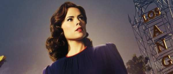 Marvel, Agent Carter, season 2