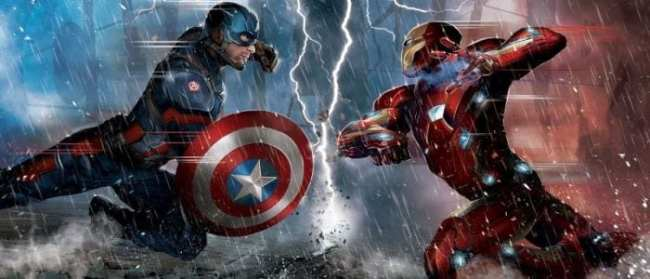 Captain America: Civil War - The Art of the Movie
