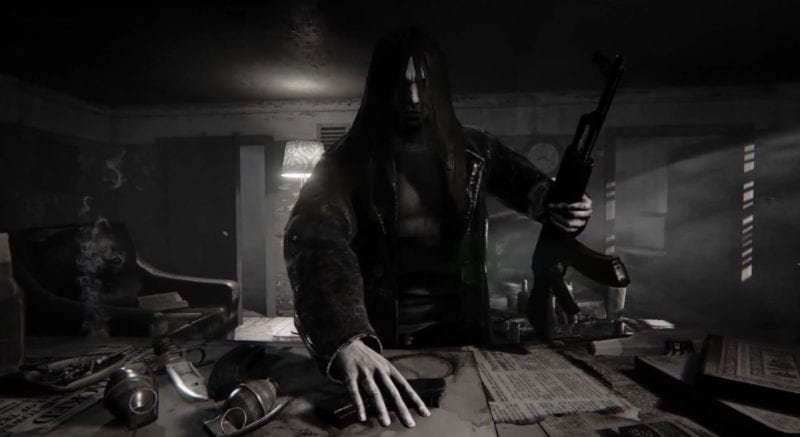 Hatred controversial violent game